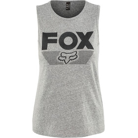 Fox Ascot T-Shirt Women grey